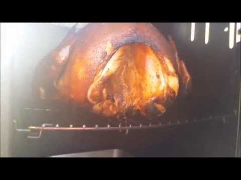Smoked Thanksgiving Turkey in 5 Hours - Masterbuilt Pro