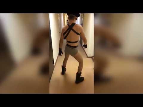 BDSM гей-оргия курсантов УИ ГА
