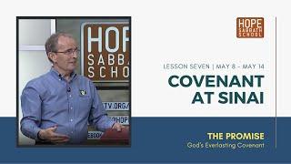 Lesson 7   Covenant At Sinai (Qtr. 2, 2021)