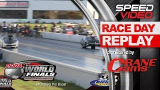 Tommy D'Aprile can't keep nose down-Pro Boost