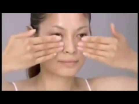 Омолаживающий #лимфодренажный #массаж лица японская техника