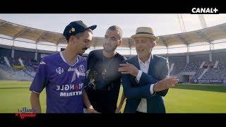 Antoine rencontre Bigflo & Oli au Stadium de Toulouse !