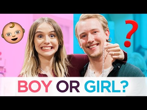 Thumbnail: FINDING OUT THE SEX OF MY BABY?! | Acacia and Jairus Gender Reveal