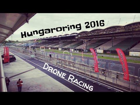 Drone Racing - Hungaroring