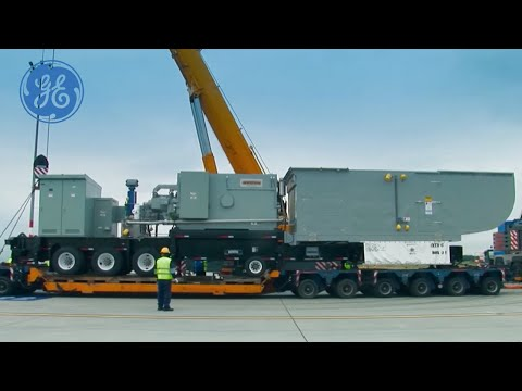 From Hungary to the World – manufacturing GE's TM2500 generator set