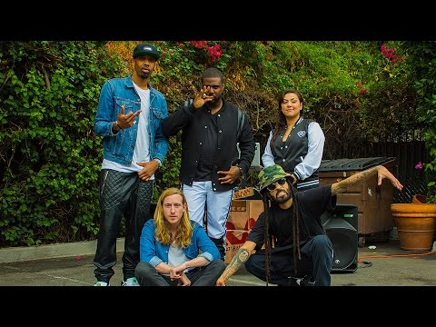 RAW Cypher: Asher Roth, King Chip, $kinny & Chevy Woods