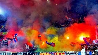 Basel Ultras - Best Moments (video+images)