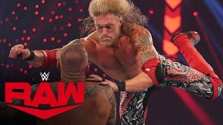 Edge vs. Randy Orton: Raw, Feb. 1, 2021