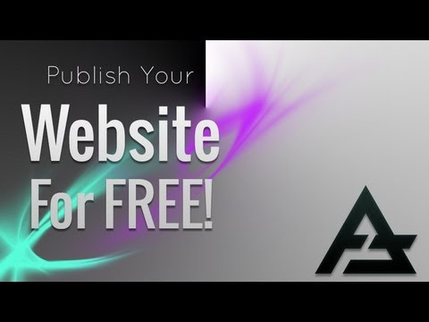 How To Publish Your Website For FREE | Auris Studio from YouTube · Duration:  4 minutes 1 seconds