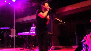 "Jordan Knight ""Stingy"" Detroit 11/12/2011"