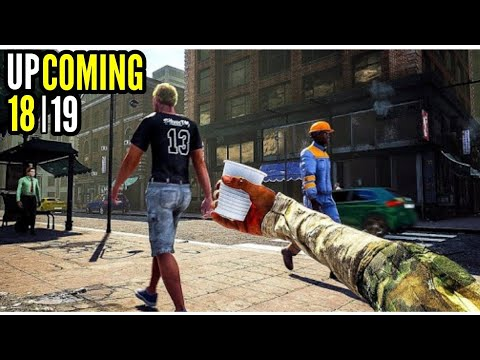 Top 15 New Upcoming Simulation Games Of 2019 Pc Ps4