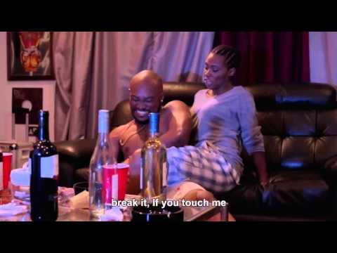 """Nse Ikpe Etim's Trivial Words Sparked Couples Fight With Blossom Chukwujekwu In """"The Visit""""[3/4]"""