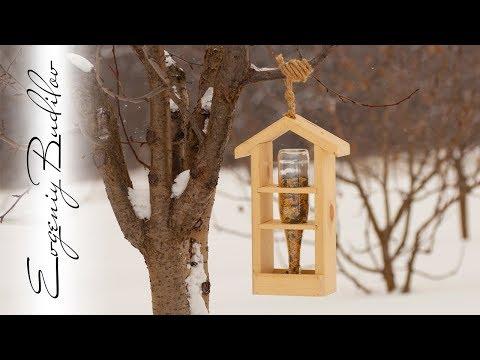 видео: Зимний фуршет из стекла и палок