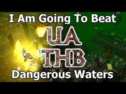 I Am Going To Beat Dawn of War: Ultimate Apocalypse Mod Dangerous Waters #6 Sisters of Battle 03
