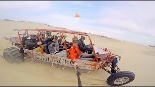 Oregon Dunes - Great American Road Trip (Day 4)