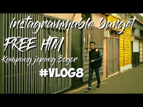kampung-jepang-bogor-(gang-kepatihan)-#-vlog8