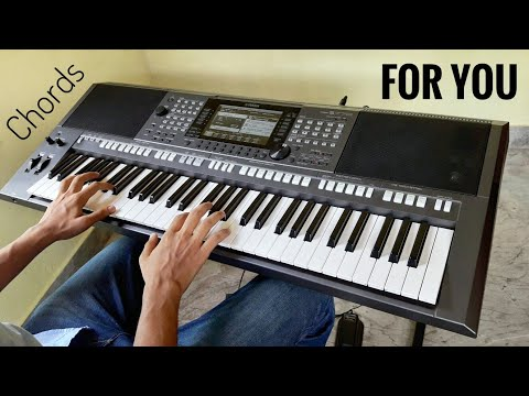 Liam Payne, Rita Ora - For You Fifty Shades Freed | Keyboard Cover CHORDS