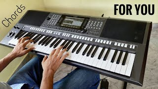 Download Lagu Liam Payne, Rita Ora - For You (Fifty Shades Freed) | Keyboard Cover [CHORDS] Mp3