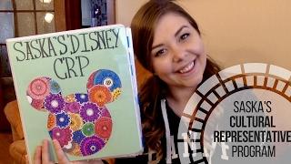 What's In My CRP Binder? | Saska's Disney CRP