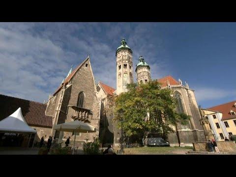 euronews (deutsch): Festakt: Naumburger Dom ist nun offiziell UNESCO-Welterbe