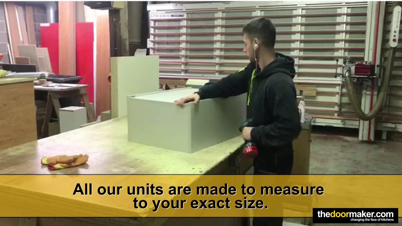 How Kitchen Cabinets Are Made To Measure