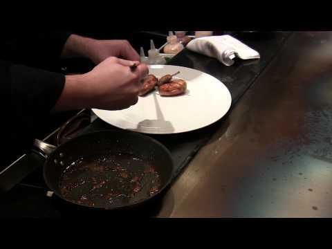 Xavier Boyer makes Joël Robuchon's signature dish