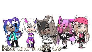 Kiss and make up /tradução/ (gacha life)
