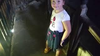 Doğal güzelliklerimizden Denizli Kaklık Mağarası!! Kumikids eğitici videolar