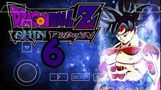 Cara Download Game Dragon Ball Z Shin Budokai 6 PPSSPP Android