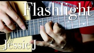 Flashlight - Jessie J | Fingerstyle Guitar Interpretation