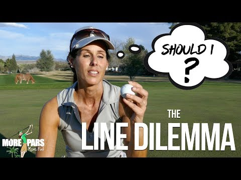 The Line Dilemma – Putting