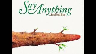 Say Anything - Wow, i can get sexual too thumbnail
