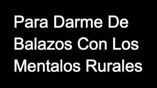 El Fantasma-Catarino Y Los Rurales Letra 2017