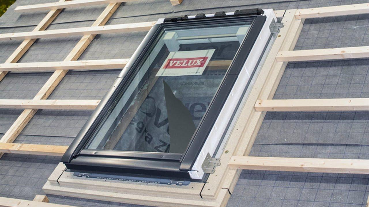 Download Minutový návod na montáž střešního okna GLL | VELUX