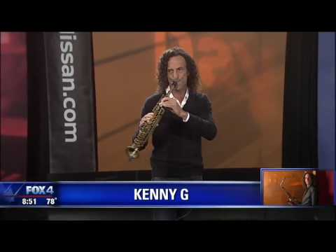 Kenny G on Good Day