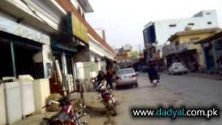 Dadyal Bazar 2013 Video: 2013 Ka Dadyal