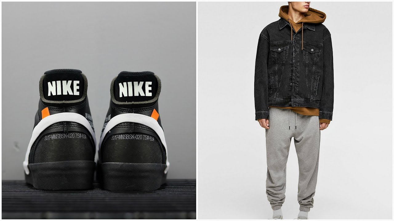 bdc932f2782e HOW TO STYLE NIKE x OFF-WHITE BLAZERS BLACK 2.0 | Grim Reapers ...