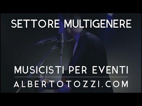 Musica Matrimonio Roma - Chitarrista-cantante One Man Band - 030