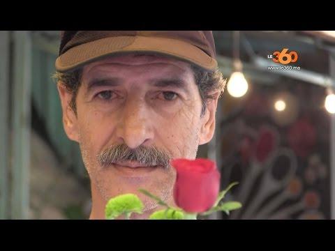 """Le360.ma • Fleuriste بائع الورود: """"Moi, Aziz, le plus ancien fleuriste de Casablanca"""""""