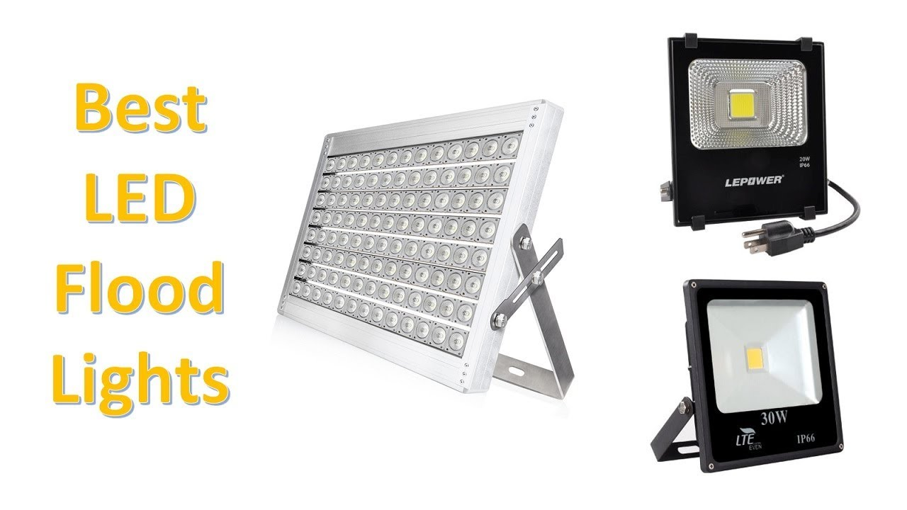 Top 9 Best LED Flood Lights for Outdoor Sport of 2018  sc 1 st  YouTube & Top 9 Best LED Flood Lights for Outdoor Sport of 2018 - YouTube