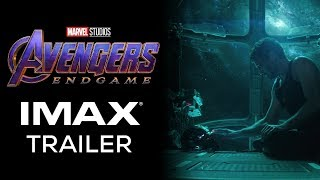 Avengers: Endgame | Official IMAX® Trailer