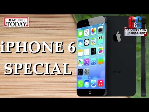 Gadgets & Gizmos: iPhone 6 Special