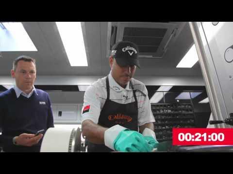 Jeev Milkha Singh 2012 Callaway Grip Race Challenge