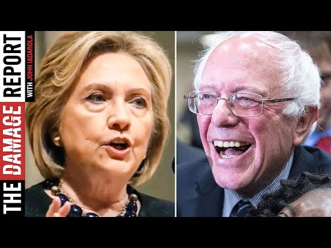 Hillary Clinton RAGES Over Bernie's Popularity