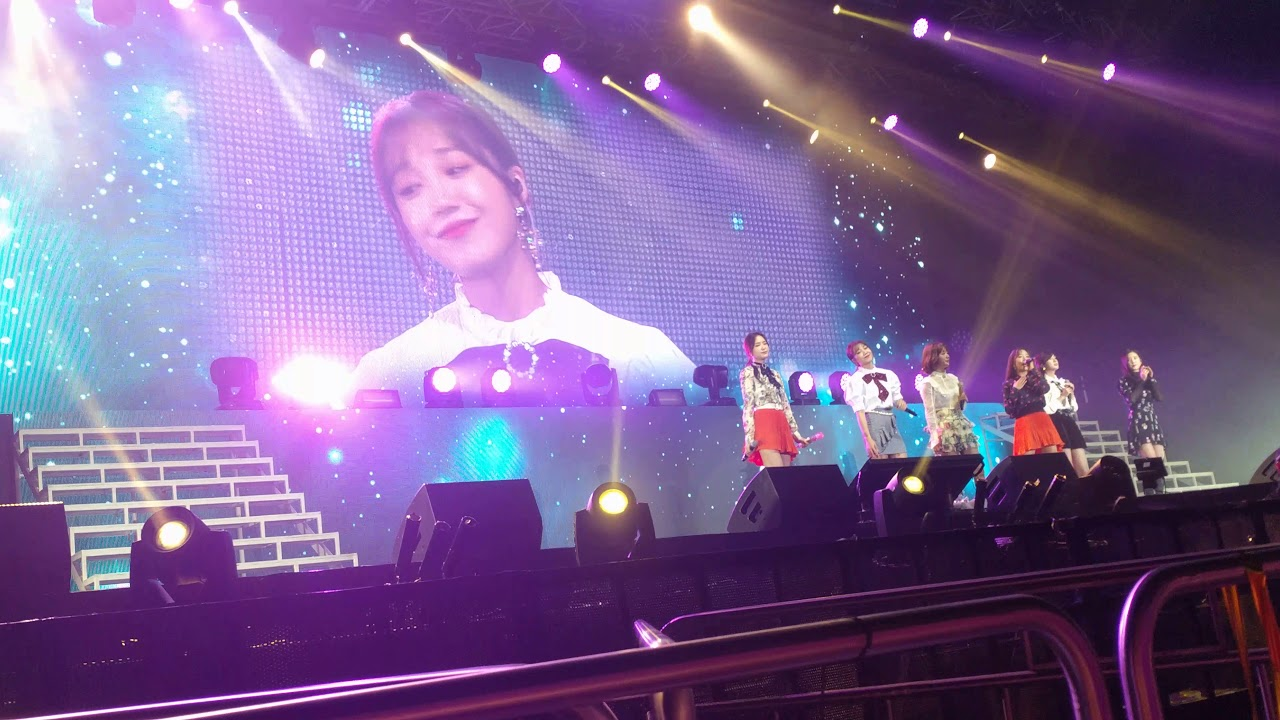 [CRHK cam] 0923 Apink Asia Tour Pink Up in HK 實拍 - The Wave - YouTube