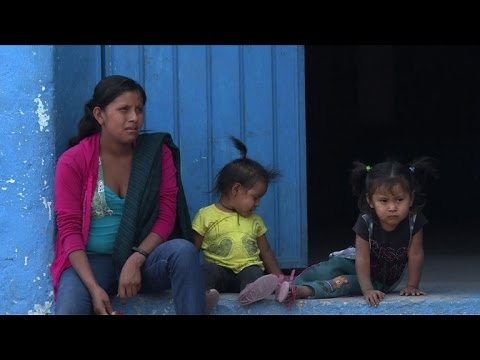 In Mexico, no war but many internally displaced