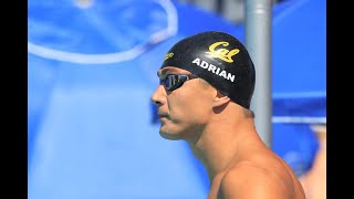 Swimming From Home Talk Show: Nathan Adrian on Acknowledging What You Don't Want to Do