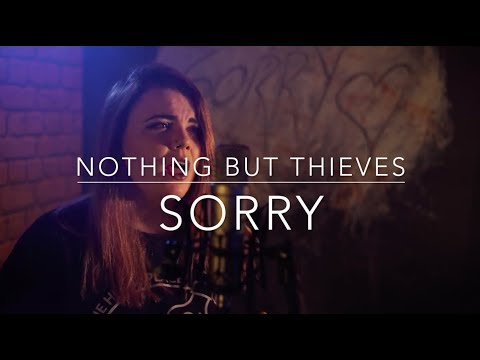 Nothing But Thieves - Sorry - Piano Vocal Cover - Imogen Storey - Lyrics