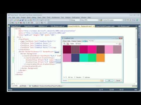 DevExpress Webinars - Using CodeRush in WPF & Silverlight