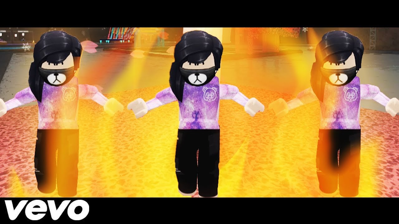 Roblox Music Video Wildfire Youtube